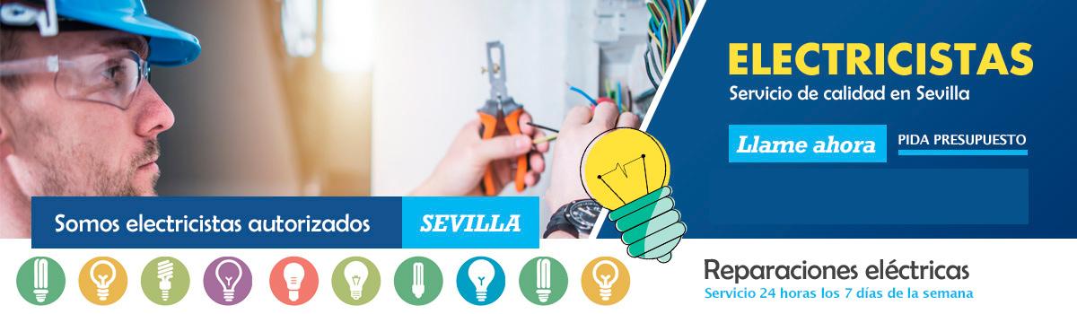 Electricista en Sevilla
